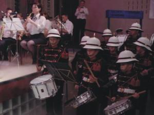 Drumband Schutterij St.Margaretha (01052004)