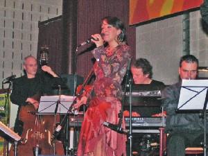 Colours of Music 2006: Linda Smeets en combo (18112006)