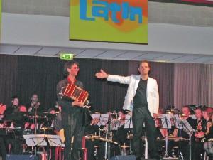 Colours of Music 2006: Gerard van Duinen op Bandoneon (18112006)