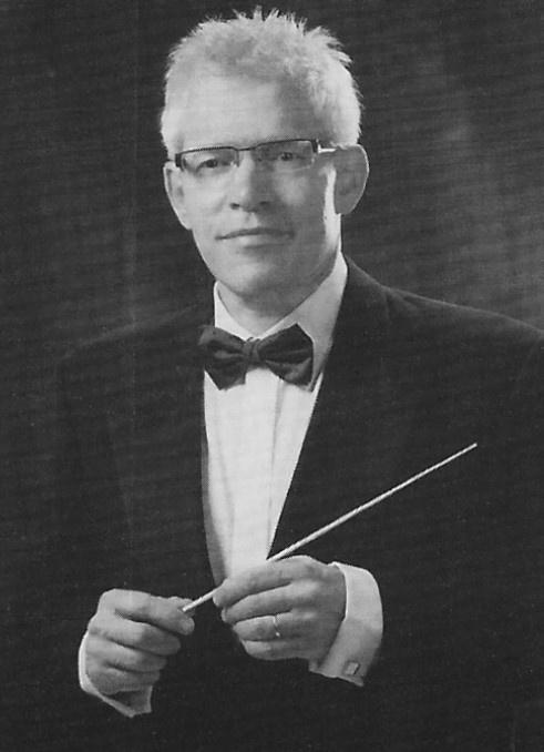Dirigent Frans Hendrikx
