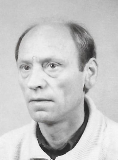 Dirigent J. van Meyel