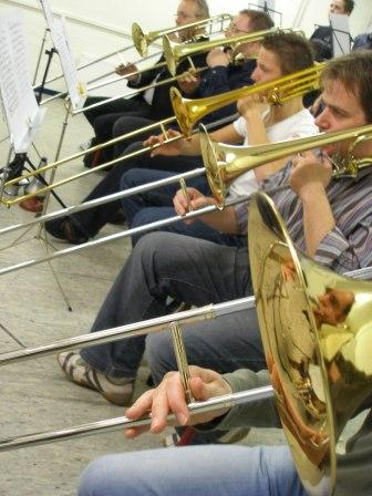 De trombones Concordia