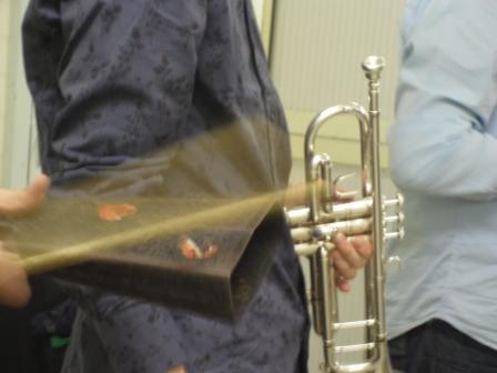 Clave Trompet Concordia